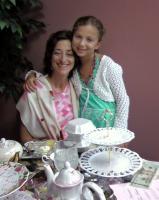 Tea Party - Zia & Elisa