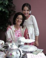 Tea Party - Zia & Gabriella