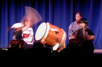 Japanese Drummers