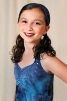 Elisa dance portrait 2011