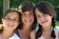 Elisa, Kaat & Gabriella