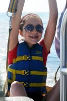Gabriella para-sailing