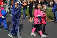 Elisa @ the Halloween Parade