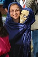Elisa @ the Halloween Parade II