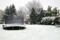 First Snow, 2011 / Trampoline