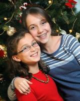 Christmas Sisters 2011