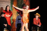 """Sylvia in Charles Boehm production """"Curtains"""""""
