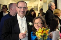 Elisa Honors Band with William S. Stowman from Messiah College