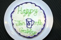 Gabriella's 13th Birthday Cake