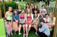 Gabriella's Party after her Coming of Age Ceremony