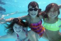 Izzy, Gabriella & Elisa down under