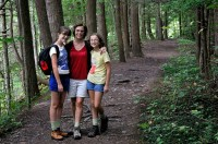 Hiker Girls