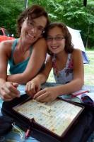 Camp Scrabble