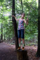 Gabriella's Impression of a Tree