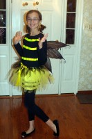 Elisa ... cute as a Bee!